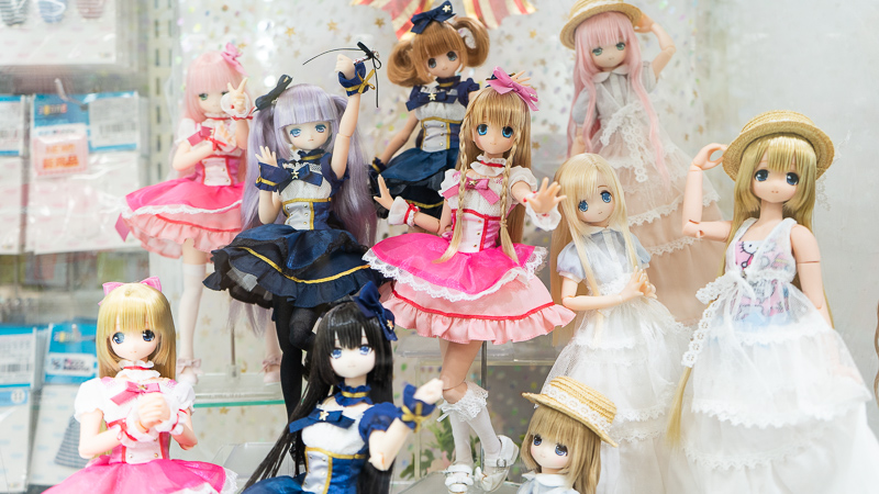 Dolls Radio Kaikan At AZONE