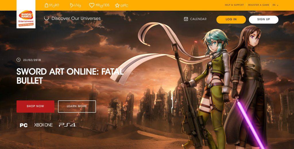 SAO Game
