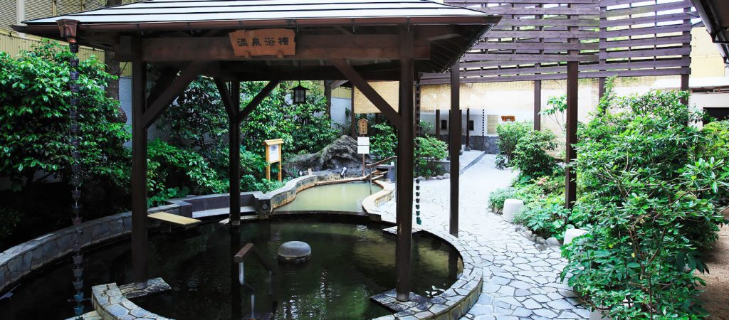 Saya-No-Yudokoro Outside Onsen