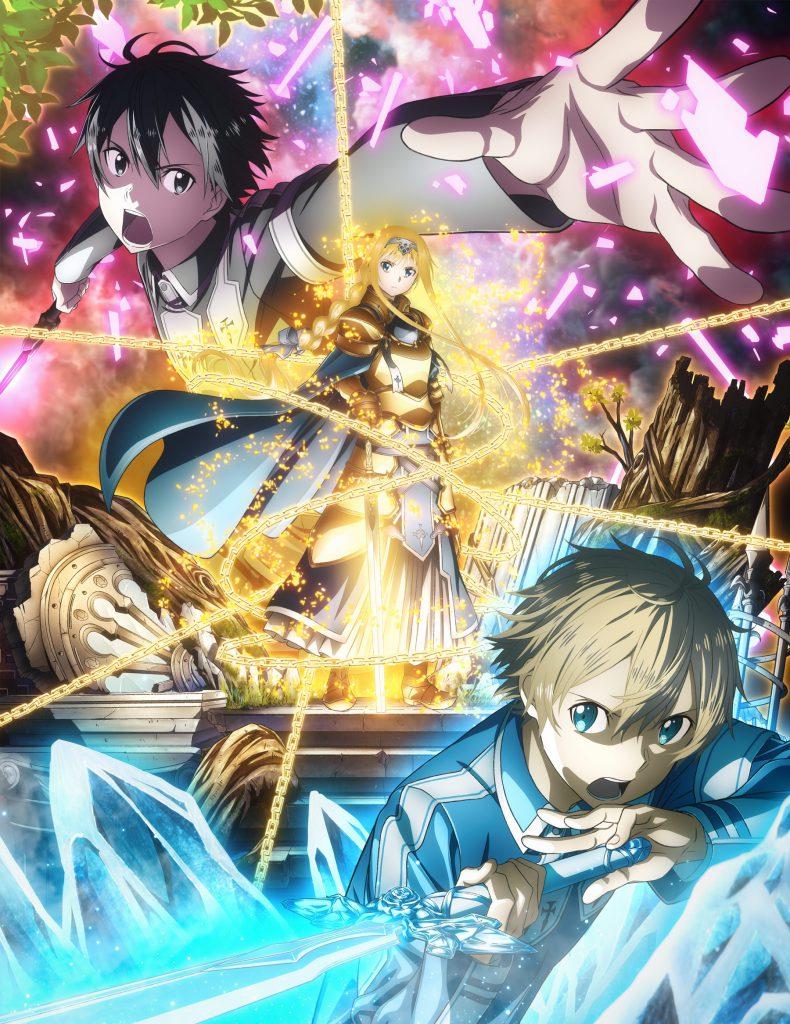 SAO Image Poster
