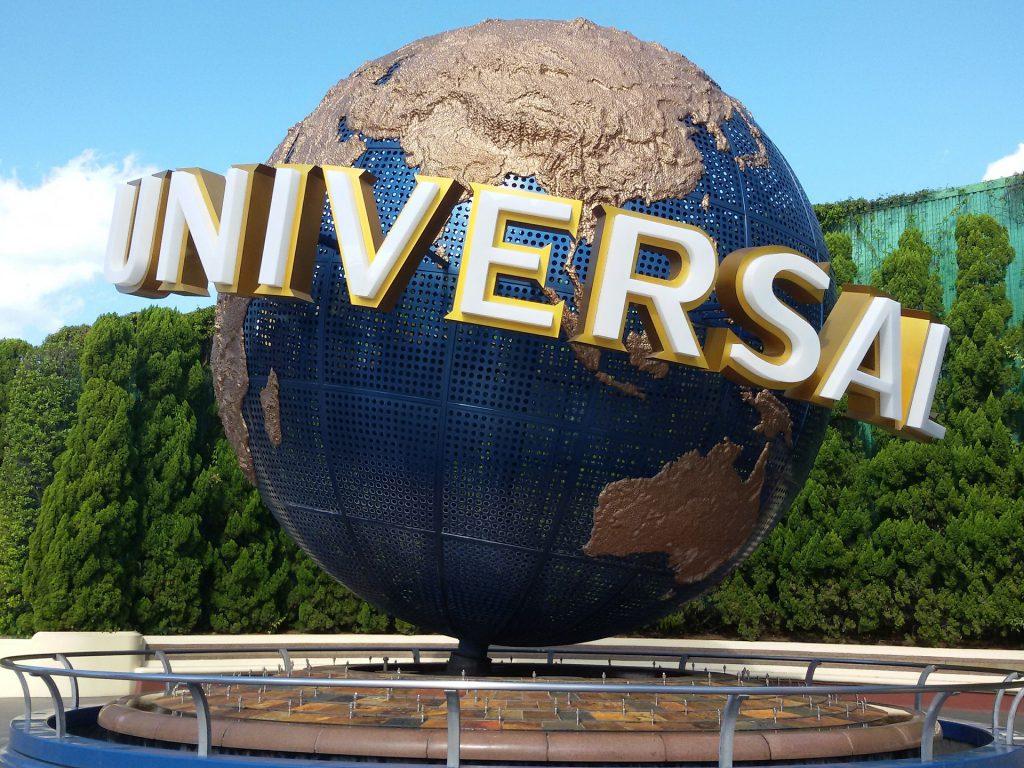 Universal Stadio Japan In Osaka