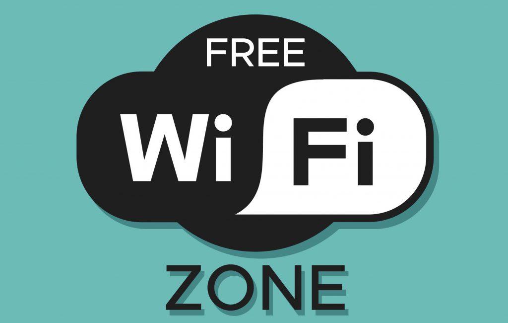 Free Wifi Zone In Japan
