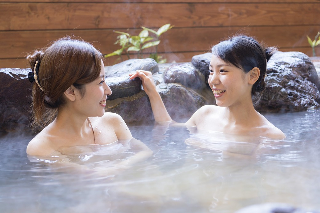 Onsen With Friends