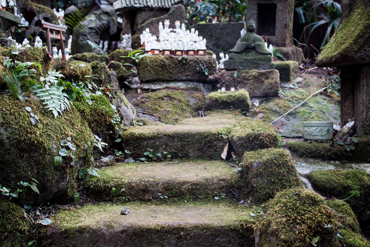 sasuke inari shrine