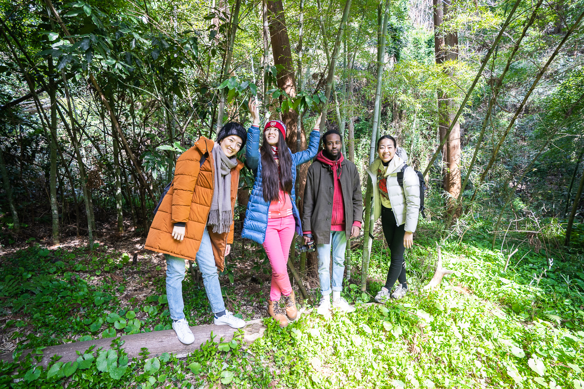 Kamakura city day trip with firnds