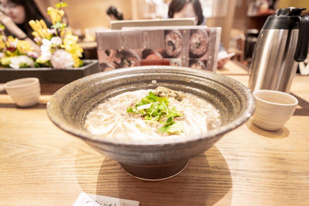 Udon at Turu Ton Tan