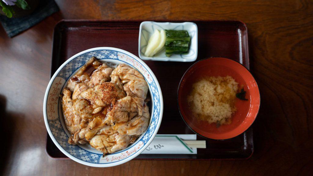 Yakitori-don