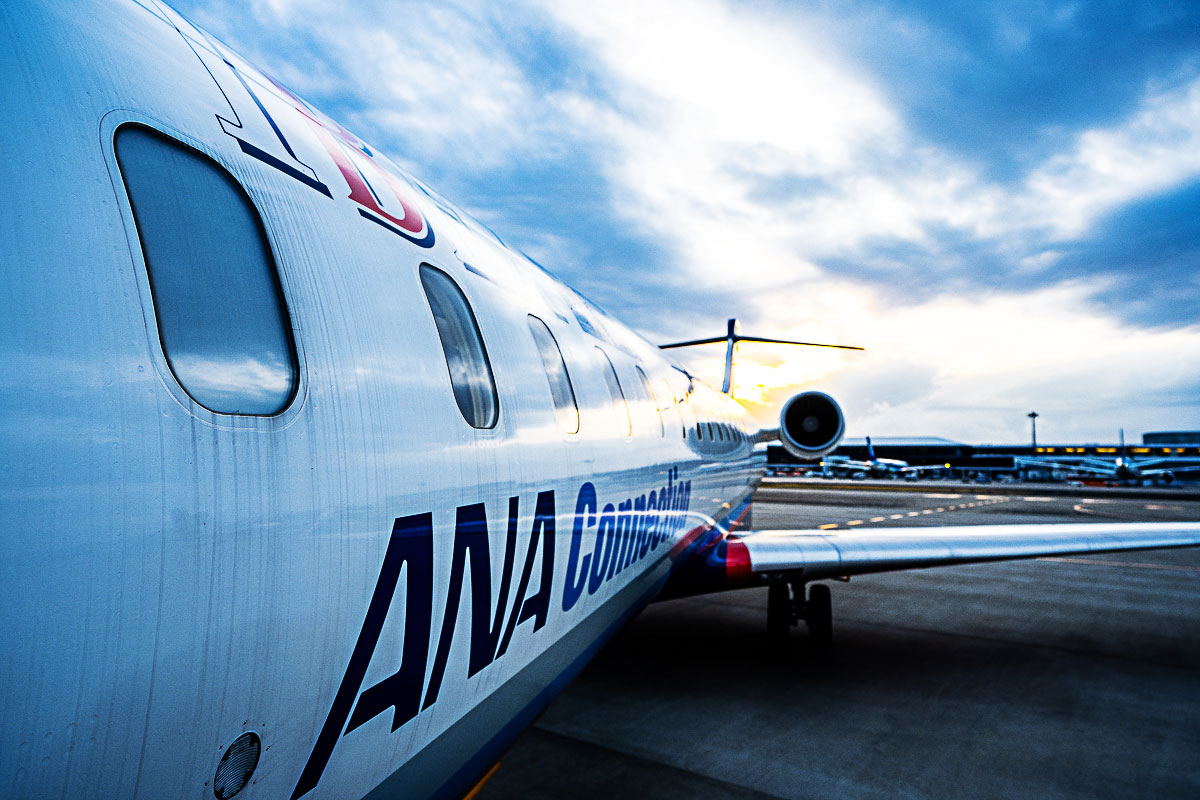 Japanese international airpots: Narita and Haneda