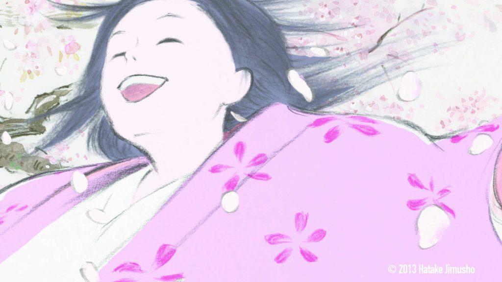 The Tale of Princess Kaguya. Studio Ghibli