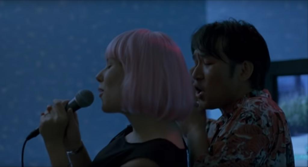 Lost in Translation Karaoke scene. Elemental Films
