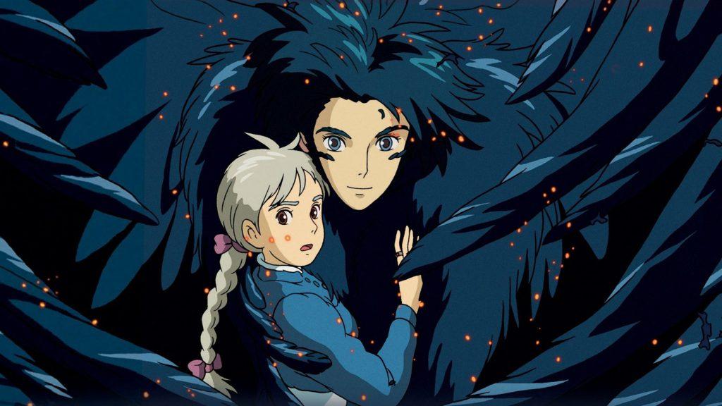 Howl's Moving Castle. Studio Ghibli