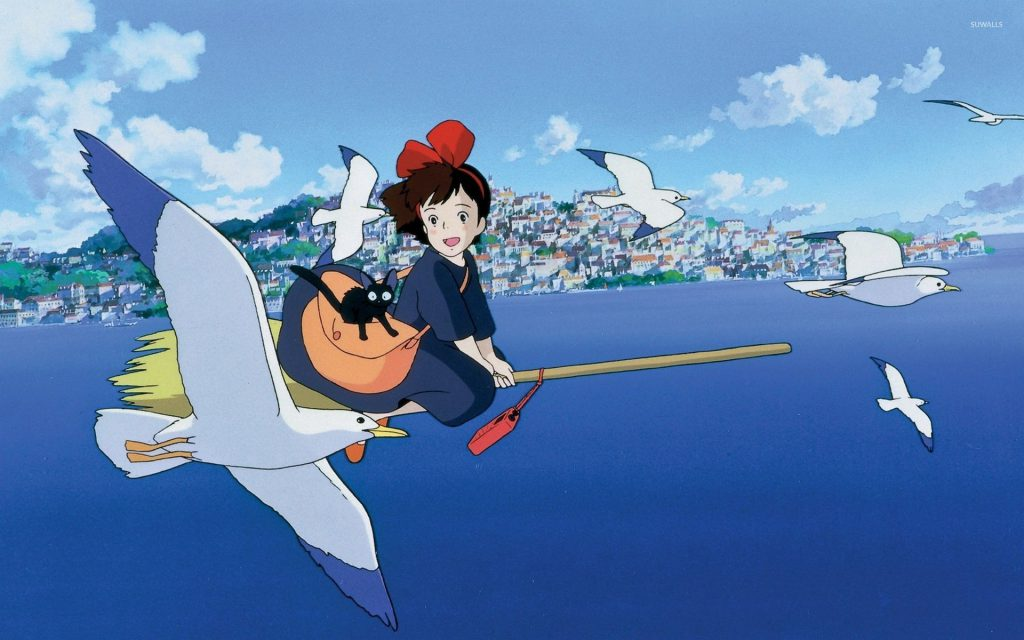 Kiki's Delivery Service. Studio Ghibli