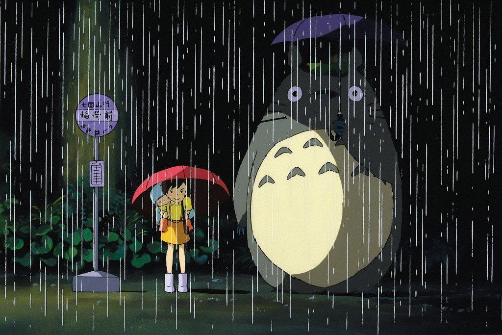 My Neighbor Totoro. Studio Ghibli