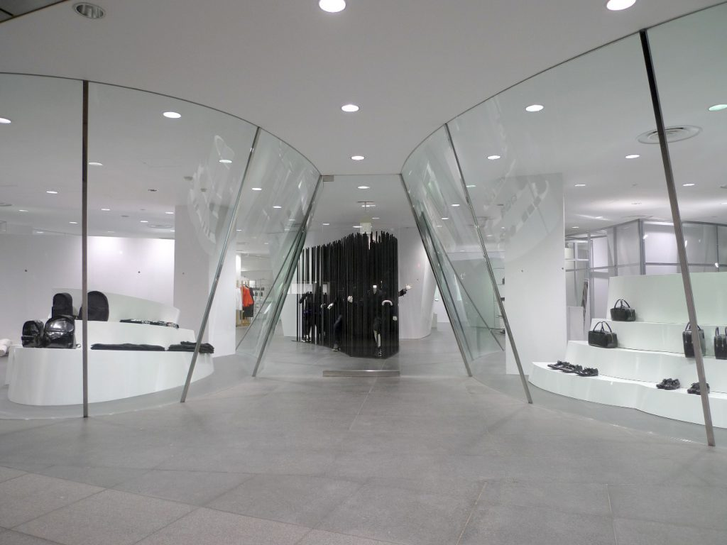 Comme des Garcons Aoyama flagship store
