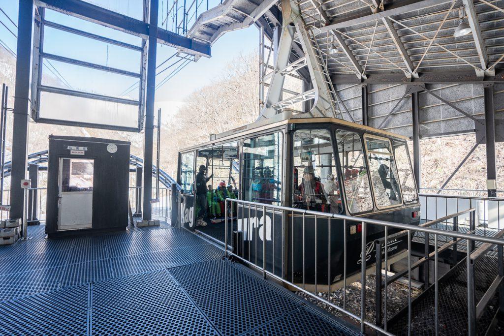 Kagura Ski Resort Gondola