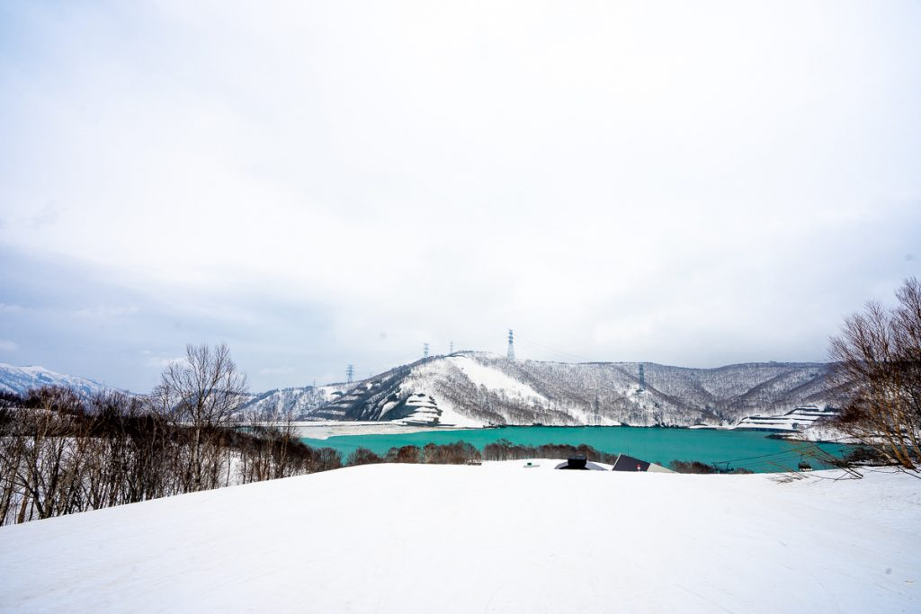 Main ski areas at Kagura Ski Resort