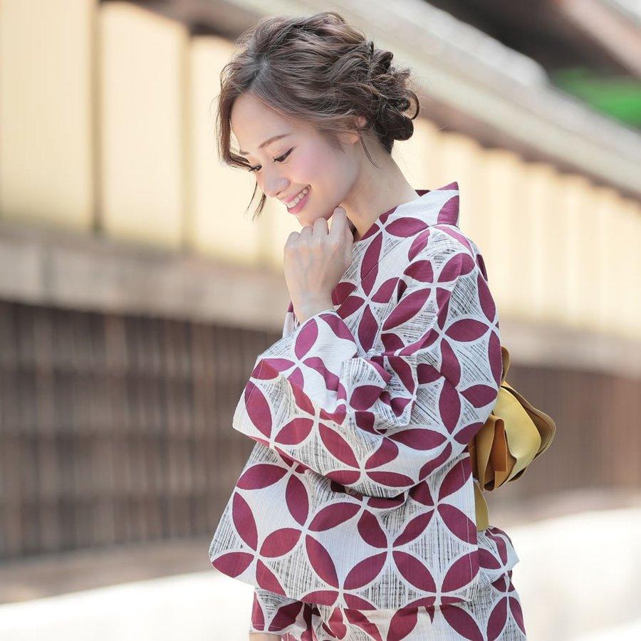 Yukata pattern 3