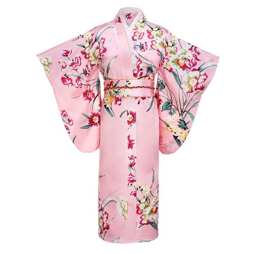 not traditional yukata