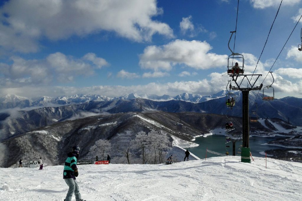 Webcam of Kagura Ski Resort