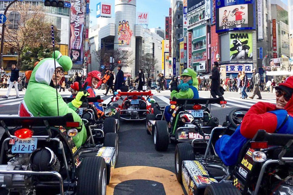 Street Kart Akihabara