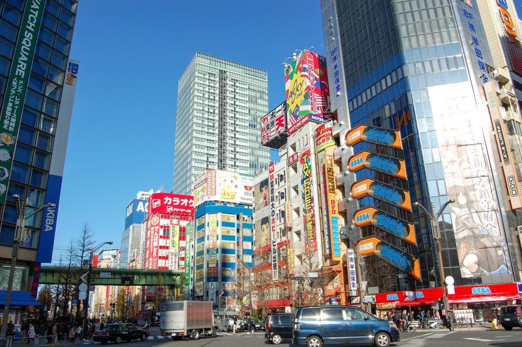 akihabara shops