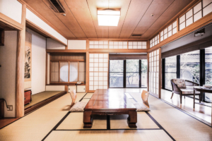 Japanese accommodation